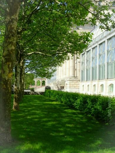 Bayrische Staatskanzlei im Münchner Hofgarten